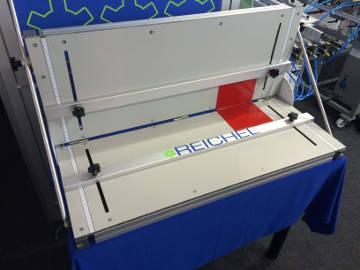 Turbo Biegen-von-Kunststoffplatten - Reichel Bubenheimer ZK18